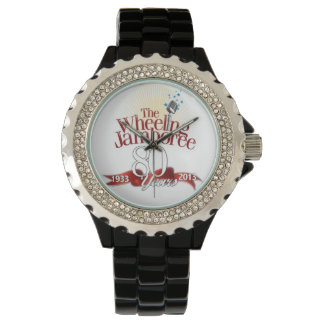 80th Anniversary Wheeling Jamboree Logo Watch