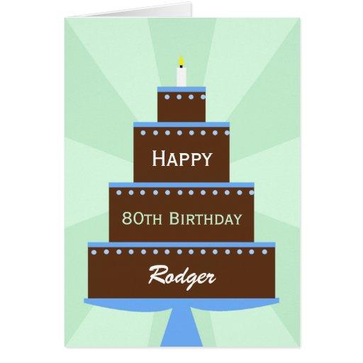 80th birthday card custom name zazzle for Zazzle custom t shirts