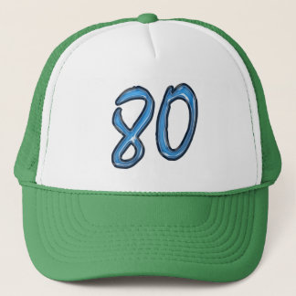 80th Birthday Party Trucker Hat