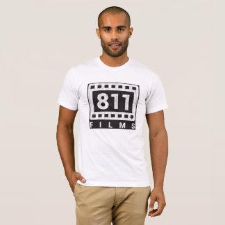 811 Films DISTRESSED LOGO American Apparel T-Shirt