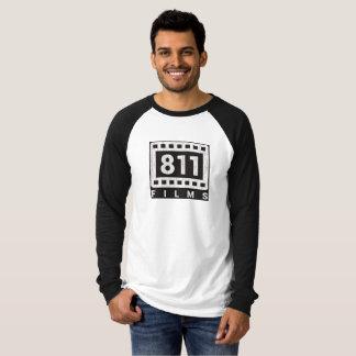 811 Films DISTRESSED LOGO long-sleeved t-shirt