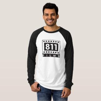 811 Films Logo long sleeved t-shirt