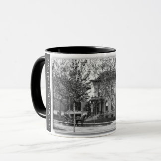 81 - Albert in Brush Park Detroit MI Mug