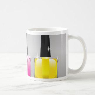 81Nail Polish Bottle_rasterized Coffee Mug
