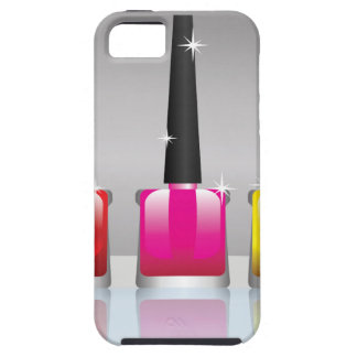 81Nail Polish Bottle_rasterized iPhone 5 Case