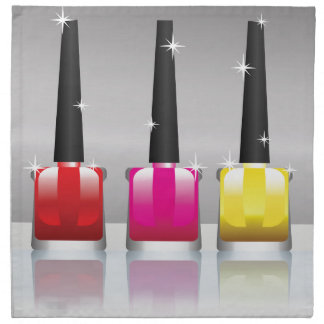 81Nail Polish Bottle_rasterized Napkin