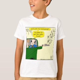 822 get radio fixed cartoon T-Shirt