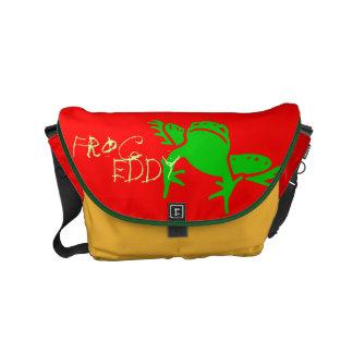 $ 82,95 / € 71,75  Frog Eddy Kid's school bag Messenger Bag