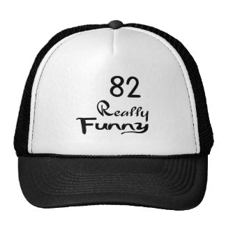 82 Really Funny Birthday Designs Trucker Hat