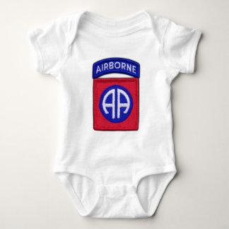 82nd ABN Airborne Div Vets LRRP Baby Bodysuit