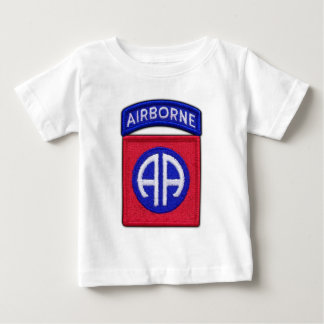 82nd ABN Airborne Div Vets LRRP Baby T-Shirt