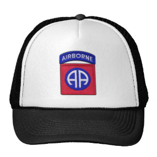 82nd ABN Airborne Div Vets LRRP Trucker Hat