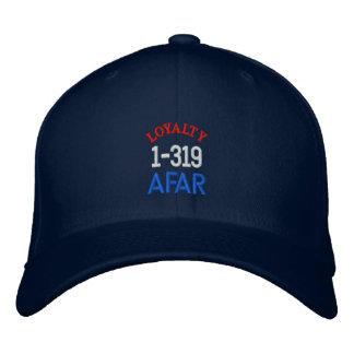 82nd Airborne 1-319th AFAR Hat Embroidered Baseball Cap