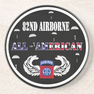 82nd Airborne Coaster