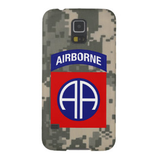 "82nd Airborne Division ""All American Division"" Cases For Galaxy S5"