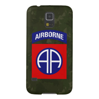 """82nd Airborne Division """"All American Division"""" Galaxy S5 Cases"""