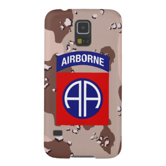 """82nd Airborne Division """"All American Division"""" Galaxy S5 Cover"""