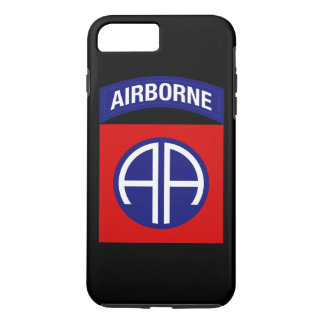 """82nd Airborne Division """"All American Division"""" iPhone 7 Plus Case"""