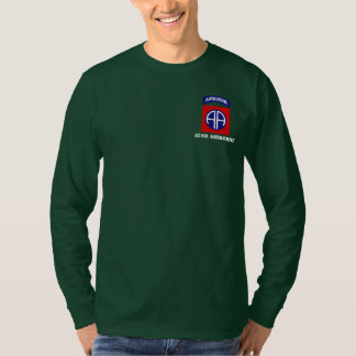 """82nd Airborne Division """"All American Division"""" T-Shirt"""