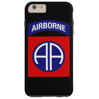 "82nd Airborne Division ""All American Division"" Tough iPhone 6 Plus Case"