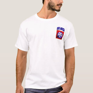 82nd Airborne Division All the way T-Shirt