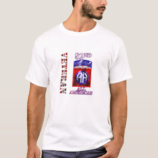 82nd Airborne Division OEF Veteran T-Shirt