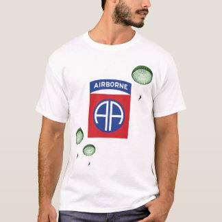 82nd Airborne Division Paratroopers T-Shirt