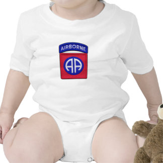 82nd Airborne Division Patch Toddler T-Shirt