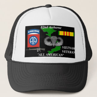 "82ND Airborne Divison ""All American"" Ball Caps"