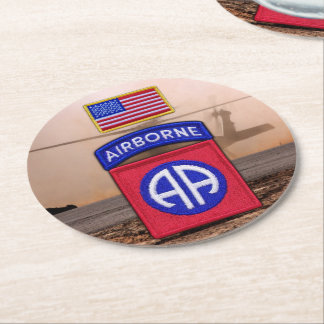 82nd airborne fort bragg veterans vets coasters