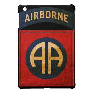 82nd Airborne iPad Case