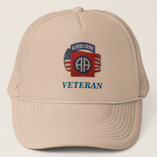 82nd airborne patch veterans Fort Bragg vets hat