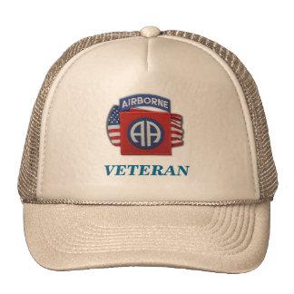 82nd airborne patch veterans Fort Bragg vets hat