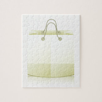 82Paper Shopping Bag_rasterized Jigsaw Puzzle