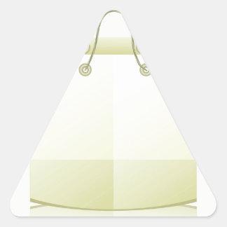 82Paper Shopping Bag_rasterized Triangle Sticker
