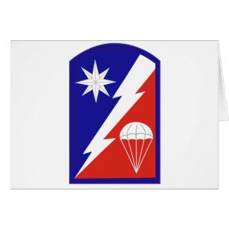 82rd Sustainment Brigade Cards
