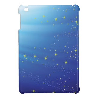 83Blue Background _rasterized iPad Mini Cover