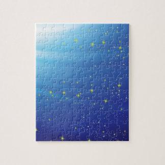 83Blue Background _rasterized Jigsaw Puzzle