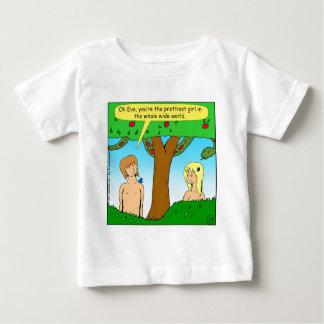 841 youre the prettiest cartoon baby T-Shirt