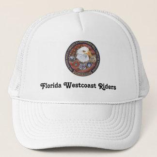 8443- Florida Westcoast Riders Trucker Hat