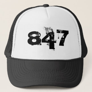 847 TRUCKER HAT