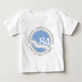 84 Worlds Fair Baby T-Shirt