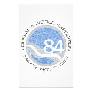 84 Worlds Fair Stationery