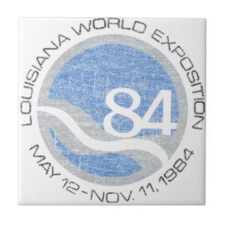 84 Worlds Fair Tile