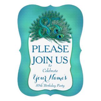 85th Birthday Invitations Invitation