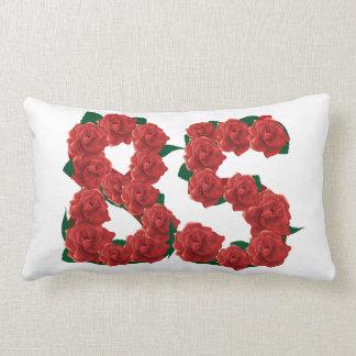 "85th Birthday Lumbar Pillow 13"" x 21"""