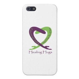 8621_Healing_Hugs_logo_8.31.11_test-2 iPhone 5 Cases