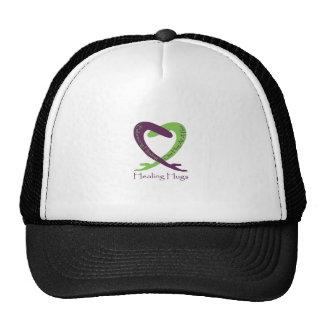 8621_Healing_Hugs_logo_8.31.11_test-2 Trucker Hat