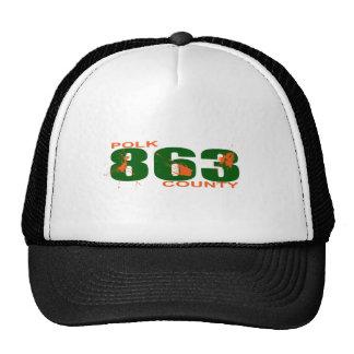 863 Polk County Hat