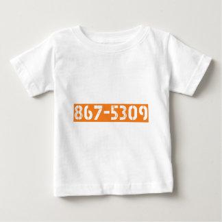 867-5309 BABY T-Shirt